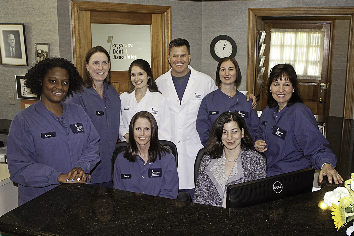 Ferguson Dental Office Staff